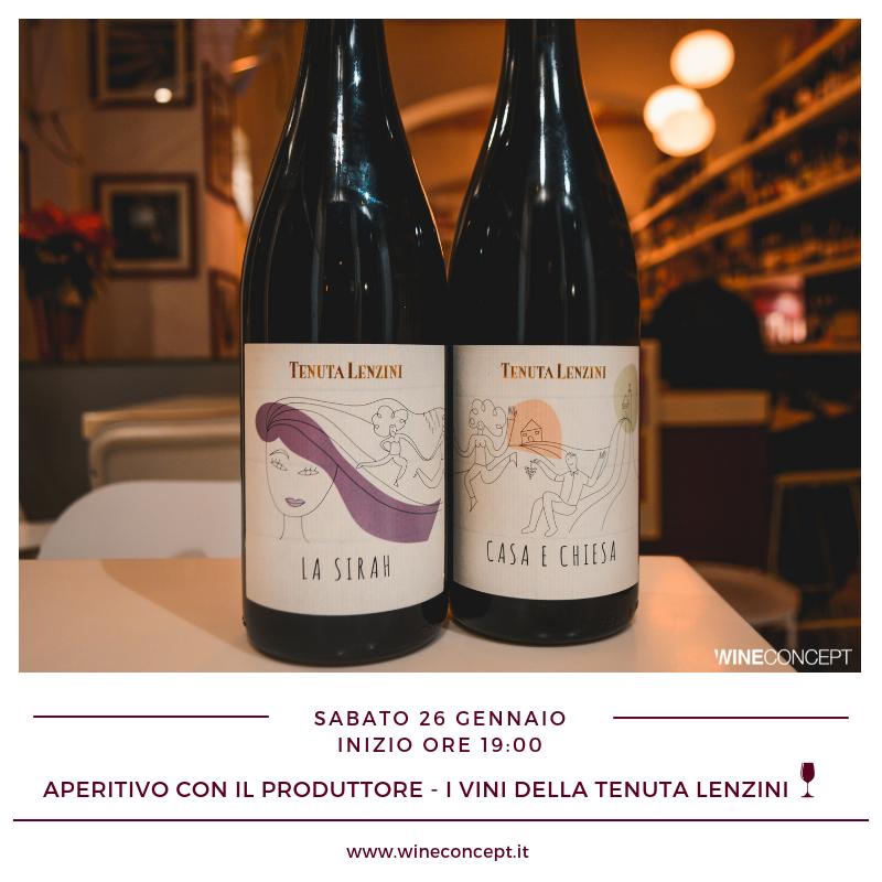 Gusto Eleganza e Naturalità, i vini della Tenuta Lenzini