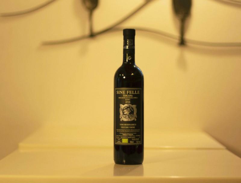 Sine Felle Vecchie Vigne, Toscana Igt - Podere Casaccia