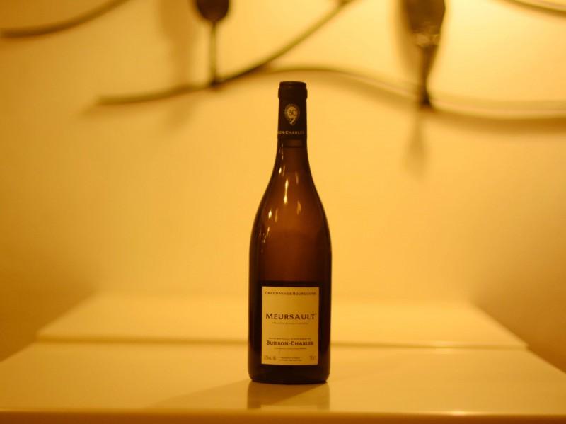 Meursault vieilles vignes - Domaine Buisson -Charles