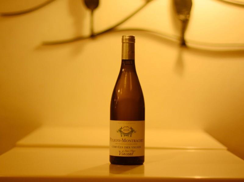 Puligny-Montrachet 'Corvée des Vignes'  - Domaine Jean Marc Vincent