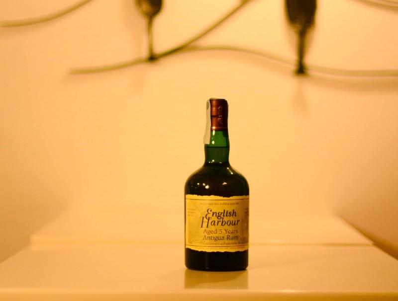 English Harbour 5Y - Antigua Distillery