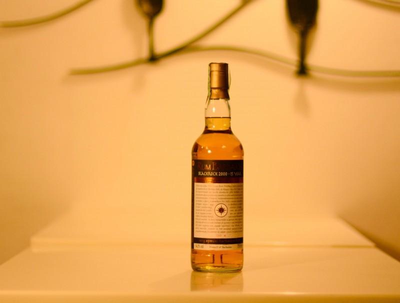 Blackrock 2000 - Rum Barbajos